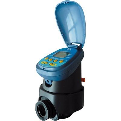 【最安値挑戦中!最大34倍】ガーデニング 三栄水栓 ECXH10-57-25-ZA ガーデニング スプリンクラー 自動散水コントローラー 電池式 防水 [□]