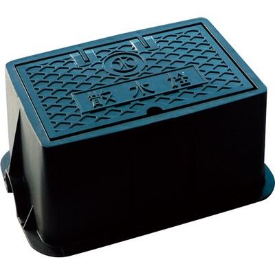 【最安値挑戦中!最大34倍】ガーデニング 三栄水栓 RXH81-20-ZA ガーデニング スプリンクラー 樹脂製電磁弁ボックス [□]