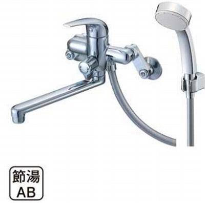 【最安値挑戦中!最大34倍】水栓金具 三栄水栓 SK170S9K-13 寒冷地 シングルシャワー混合栓 [□]