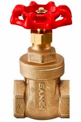 【最安値挑戦中!最大23倍】水栓金具 三栄水栓 V35-75 ゲートバルブ [□]