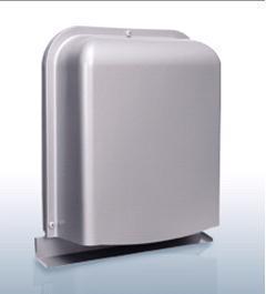 【最安値挑戦中!最大23倍】換気口 西邦工業 GFN175GBS 防音型製品 ステンレス製換気口(ワイド水切り付)深型 薄型 金網3メッシュ [♪■]