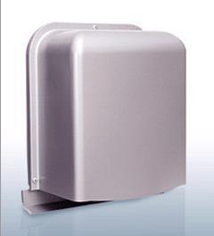 【最安値挑戦中!最大23倍】換気口 西邦工業 GFXD125ABSC 防音型製品 ステンレス製換気口(ワイド水切り付)深型 厚型 内ガラリ 防音タイプ [♪■]