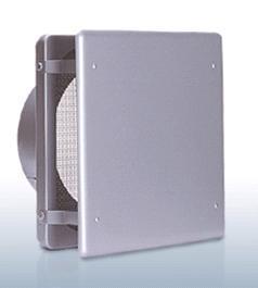 【最安値挑戦中!最大23倍】換気口 西邦工業 KNB175S 外壁用ステンレス製換気口 フラットカバー付換気口 角金網型10メッシュ 低圧損 [♪■]