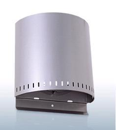 【最安値挑戦中!最大23倍】換気口 西邦工業 NFX300S 外壁用ステンレス製換気口 バイパスフード ガラリ型 低圧損 [♪■]