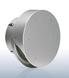 【最安値挑戦中!最大23倍】換気口 西邦工業 SNU300M 外壁用アルミ製換気口 薄型フラットフード(水切り付)金網型3メッシュ [♪■]