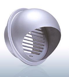 【最安値挑戦中!最大23倍】換気口 西邦工業 SFX300S 外壁用ステンレス製換気口 セルフード 同芯ガラリ型 一般用 [♪■]
