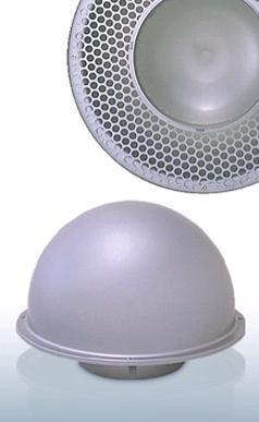 【最安値挑戦中!最大23倍】換気口 西邦工業 TP175S 外壁用ステンレス製換気口 縦管用パイプフード [♪■]