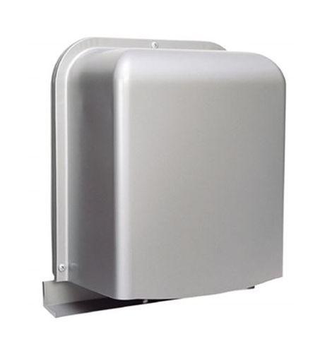 【最安値挑戦中!最大25倍】換気口 西邦工業 GFN175S 外壁用ステンレス製換気口 深型フード ワイド水切り付 下部金網3メッシュ [♪■]