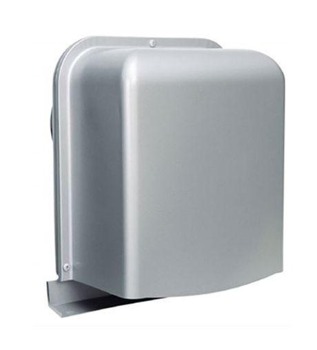 【最安値挑戦中!最大25倍】換気口 西邦工業 GFXD125GABSC 防音型製品 ステンレス製換気口(ワイド水切り付)深型 薄型 内ガラリ [♪■]