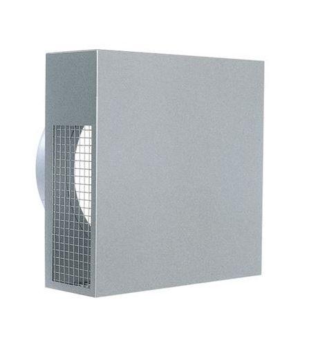 【最安値挑戦中!最大25倍】換気口 西邦工業 KKN250S 外壁用ステンレス製換気口 パイプフード 金網型4メッシュ 低圧損 [♪■]