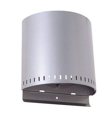 【最安値挑戦中!最大25倍】換気口 西邦工業 NFX300S 外壁用ステンレス製換気口 バイパスフード ガラリ型 低圧損 [♪■]