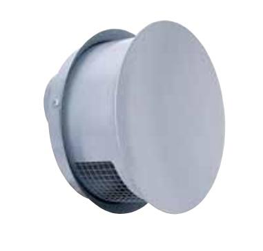 【最大44倍スーパーセール】換気口 西邦工業 RT100BFS 防音型製品 ステンレス製換気口 金網型3メッシュ 防音タイプ(吸音材:耐湿・油型) [♪■]