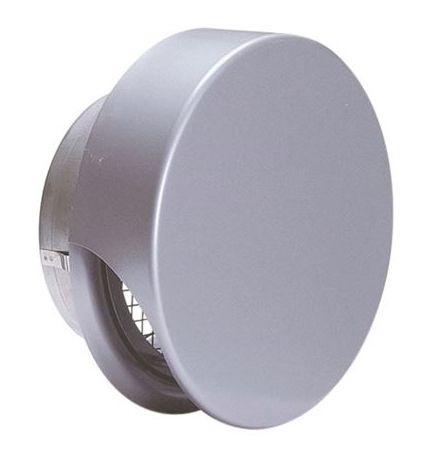 【最安値挑戦中!最大25倍】換気口 西邦工業 SNU250S 外壁用ステンレス製換気口 薄型フラットフード 金網型3メッシュ [♪■]