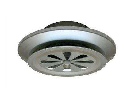 【最安値挑戦中!最大34倍】空調用吹出口 西邦工業 TX8 アルミニウム製天井用ミニディフューザー (シャッター付) [♪■]