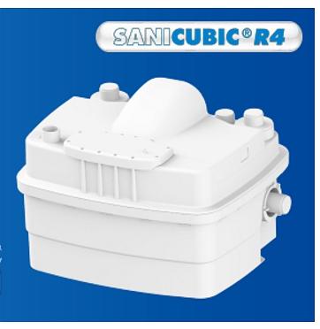 【最安値挑戦中!最大23倍】圧送粉砕揚水ポンプ SFA SCBR4-200 サニキュービックR4 [■]