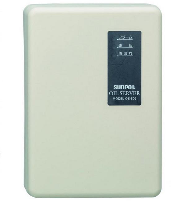 【最安値挑戦中!最大24倍】サンポット 石油暖房機 関連部材 OS-806 オイルサーバー(灯油自動供給装置)屋内据付タイプ 最高揚程8m 吸い上げ量15L/h [♪■]