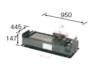 【最安値挑戦中!最大34倍】サンポット 石油暖房機 関連部材 ST-FPS オイルタンク ベースタンク <油切れ検知装置付>[♪■]