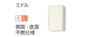 【最大44倍スーパーセール】サンウェーブ GXC-AM-40ZF GXシリーズ 吊戸棚(高さ70cm) 間口40cm ライトウォルナット [♪凹§]