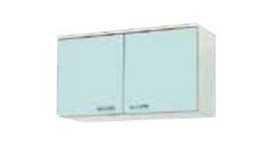 サンウェーブ GPL2A-90 セクショナルキッチン GP2シリーズ 吊戸棚(高さ50cm) 間口90cm リリーホワイト [♪凹]