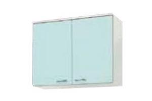 サンウェーブ GPL2AM-90 セクショナルキッチン GP2シリーズ 吊戸棚(高さ70cm) 間口90cm リリーホワイト [♪凹]