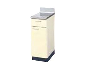 サンウェーブ HRH2T-30B セクショナルキッチン HR2シリーズ 調理台 間口30cm シェルグレー [♪凹]
