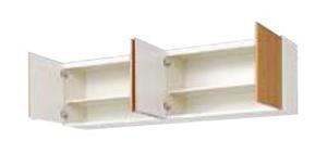 サンウェーブ GSE-A-180 セクショナルキッチン GSシリーズ 吊戸棚(高さ50cm) 間口180cm ライトグレー [♪凹]
