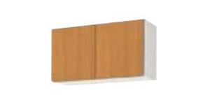 サンウェーブ GSE-A-90 セクショナルキッチン GSシリーズ 吊戸棚(高さ50cm) 間口90cm ライトグレー [♪凹]