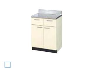 サンウェーブ GKF-T-60Y セクショナルキッチン GKシリーズ 調理台 間口60cm アイボリー [♪凹]