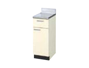 サンウェーブ GKW-T-30Y セクショナルキッチン GKシリーズ 調理台 間口30cm ライトオーク [♪凹]