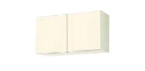 サンウェーブ GKF-A-90 セクショナルキッチン GKシリーズ 吊戸棚(高さ50cm) 間口90cm アイボリー [♪凹]