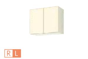 サンウェーブ GKW-A-60F(R・L) セクショナルキッチン GKシリーズ 吊戸棚(高さ50cm) 不燃仕様吊戸棚 間口60cm ライトオーク [♪凹]
