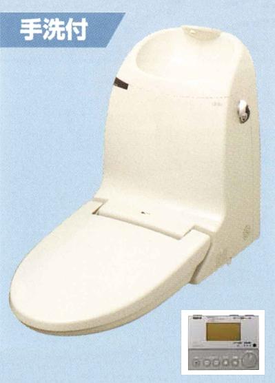 【最安値挑戦中!最大23倍】INAX リフレッシュ シャワートイレ タンク付 DWT-MM85 MMタイプ 一般地・水抜方式 手洗付 [◇]