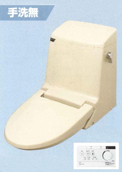 【最安値挑戦中!最大34倍】INAX リフレッシュ シャワートイレ タンク付 DWT-MC53 MCタイプ 一般地・水抜方式 手洗なし [◇]