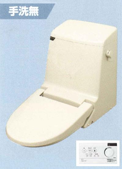 【最安値挑戦中!最大23倍】INAX リフレッシュ シャワートイレ タンク付 DWT-CC53W CCタイプ 流動方式 手洗なし [◇]