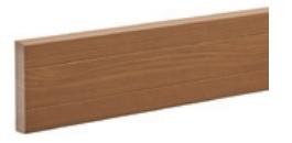 【最安値挑戦中!最大34倍】フリースタイル手すり 部材 TOTO EWT44B082 後付け補強板 80幅 4m 厚さ20mm [♪■]