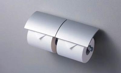 【最安値挑戦中!最大25倍】トイレ関連 TOTO YH63B #MS 二連紙巻器 メタル系 マットタイプ 芯棒可動 [■]