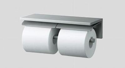 【最安値挑戦中!最大23倍】トイレ関連 TOTO YH700AD 棚付二連紙巻器 スペア1個 横型タイプ [■]