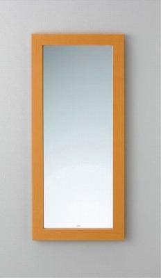 【最安値挑戦中!最大34倍】トイレ関連 TOTO YM300F 化粧鏡 木製フレームタイプ [■]