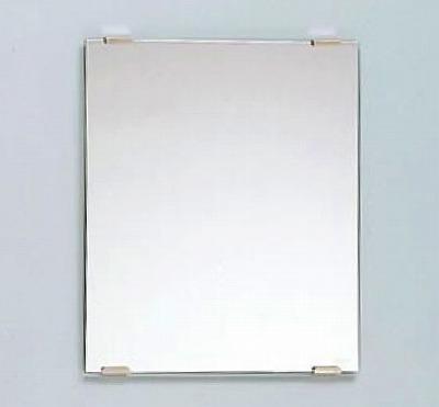 【最安値挑戦中!最大25倍】トイレ関連 TOTO YM6075A 化粧鏡 一般鏡 角形 600×750 [■]