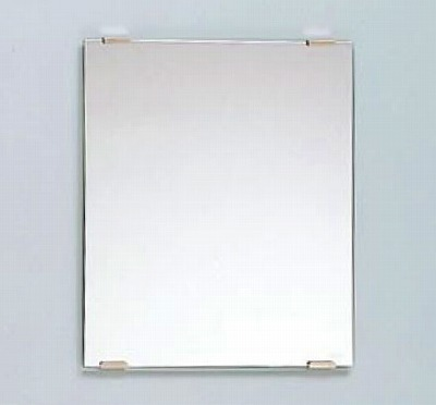 【最安値挑戦中!最大25倍】トイレ関連 TOTO YM6090F 化粧鏡 耐食鏡 角形 600×900 [■]