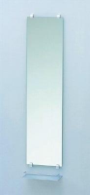 【最安値挑戦中!最大25倍】トイレ関連 TOTO YMK11KS3 化粧鏡 トイレ・洗面所用 鏡・棚セット(鏡YMK11K3+棚YMKS11K3) [■]