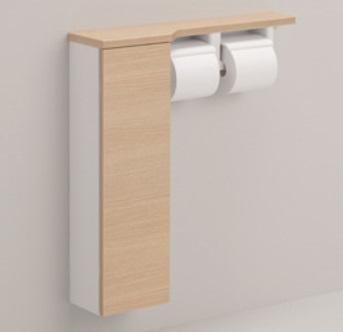 【最安値挑戦中!最大25倍】トイレ関連 TOTO 【UYC03LS(Lタイプ)】 フロア収納キャビネット スリムタイプ(550mm定寸) 露出タイプ [■]