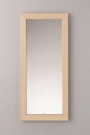 【最安値挑戦中!最大25倍】トイレ関連 TOTO YM300F 化粧鏡 木製フレームタイプ [■]