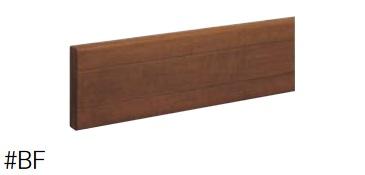 【最安値挑戦中!最大23倍】フリースタイル手すり 部材 TOTO EWT22DB2R 後付け補強板 110幅 2m 厚さ20mm [♪■]