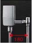 【最安値挑戦中!最大34倍】TOTO TEVN40EC 大便器便器自動洗浄システム オートクリーンC(露出タイプ) 床給水 再生水仕様 受注生産品 [■§]