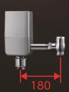 【まいどDIY】TOTO TEFV80UCA 大便器自動洗浄システム オートクリーンC(露出タイプ) 床給水 再生水仕様 ※受注生産品 [■§]
