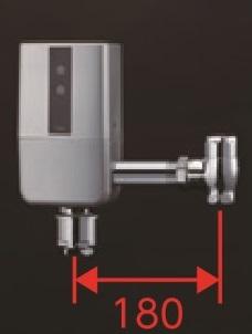 【まいどDIY】TOTO TEFV80UHCA 大便器自動洗浄システム オートクリーンC(露出タイプ) 床給水 再生水仕様 ※受注生産品 [■§]