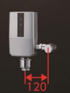 【まいどDIY】TOTO TEFV80UHA 大便器自動洗浄システム オートクリーンC(露出タイプ) 壁床給水 再生水仕様 ※受注生産品 [■§]