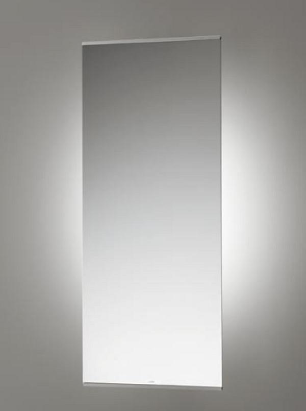 【最安値挑戦中!最大24倍】洗面所ゾーン TOTO EL80014 LED照明付鏡 間接照明タイプ 鏡寸法450mm [♪■]