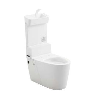 【最安値挑戦中!最大25倍】パナソニック アラウーノV 【XCH30A8WST】(CH3010WST+CH301F+CH328AWS) V専用トワレSN4 手洗い付き 床排水・標準タイプ リモコンなし [△]